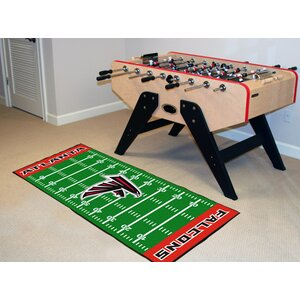 Buy NFL - Atlanta Falcons Football Field Runner!