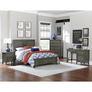 Bedroom Set With Desk | Wayfair
