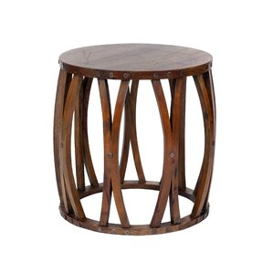 Abidi End Table by World Menagerie
