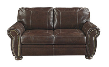 Trent Austin Design Ryan Espresso Leather Sofa U0026 Reviews | Wayfair