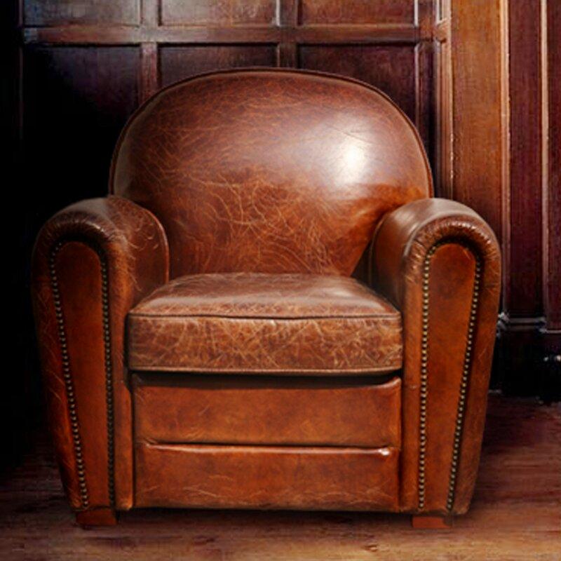 Bon Genuine Paris Armchair