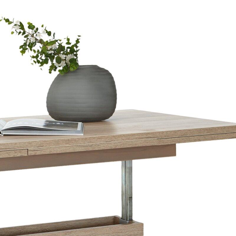 Hela Tische Thomas Height Adjustable Coffee Table ...
