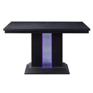 Halloway Glass Counter Height Dining Table
