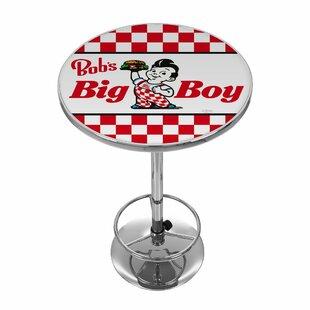 Bobs Big Burger 42 Pub Table
