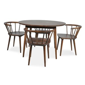 Fiona 5 Piece Dining Set by Ashcroft Imports