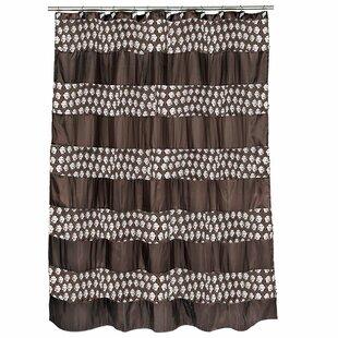 Relatively Bling Shower Curtain | Wayfair FA85