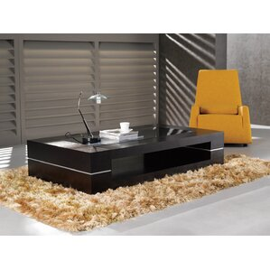 Zayden Modern Coffee Table by Wade Logan