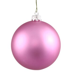 Glass Pink Christmas Ornaments You Ll Love In 2019 Wayfair