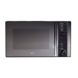 25l Countertop Convection Microwave In Black