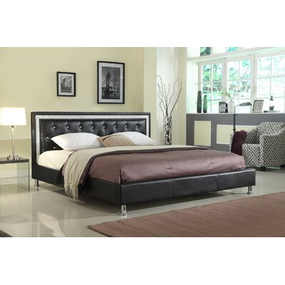 Formaran Queen Platform Bed Everly Quinn