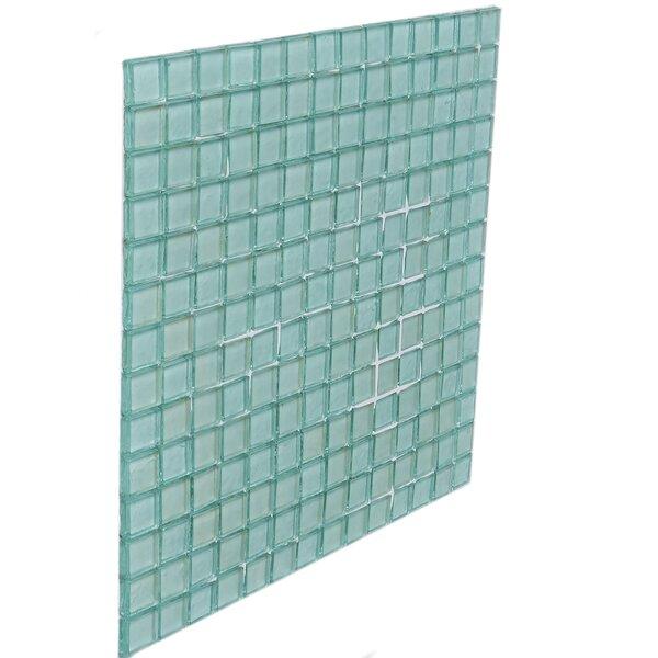 Itona Tile Williamsburg 12 X Gl Mosaic In Sea Wayfair