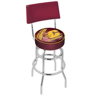 NCAA 25 Swivel Bar Stool