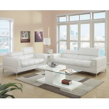 sofa and loveseat set - Curved Loveseat