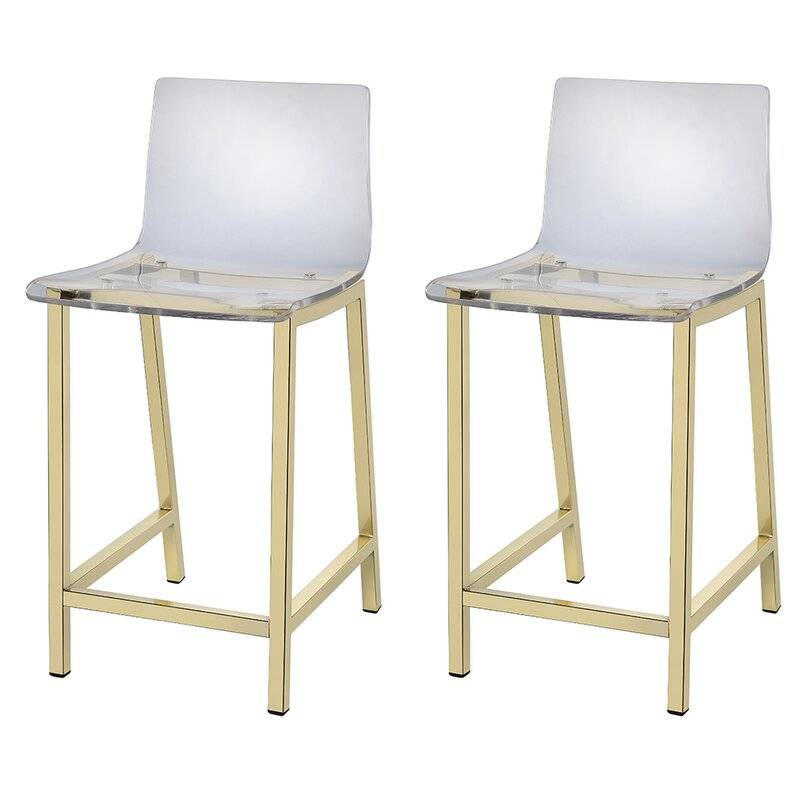 Willa Arlo Interiors Tim 24 Bar Stool Reviews Wayfair