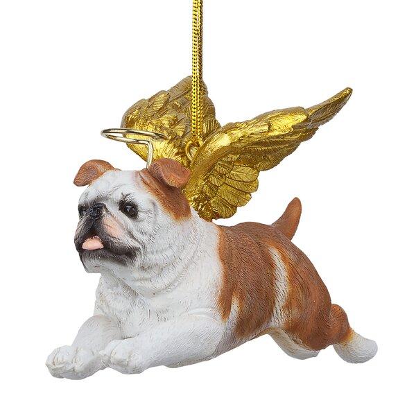 angel wings ornament wayfair