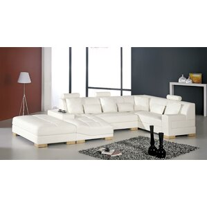 Burkey Sectional by Orren Ellis