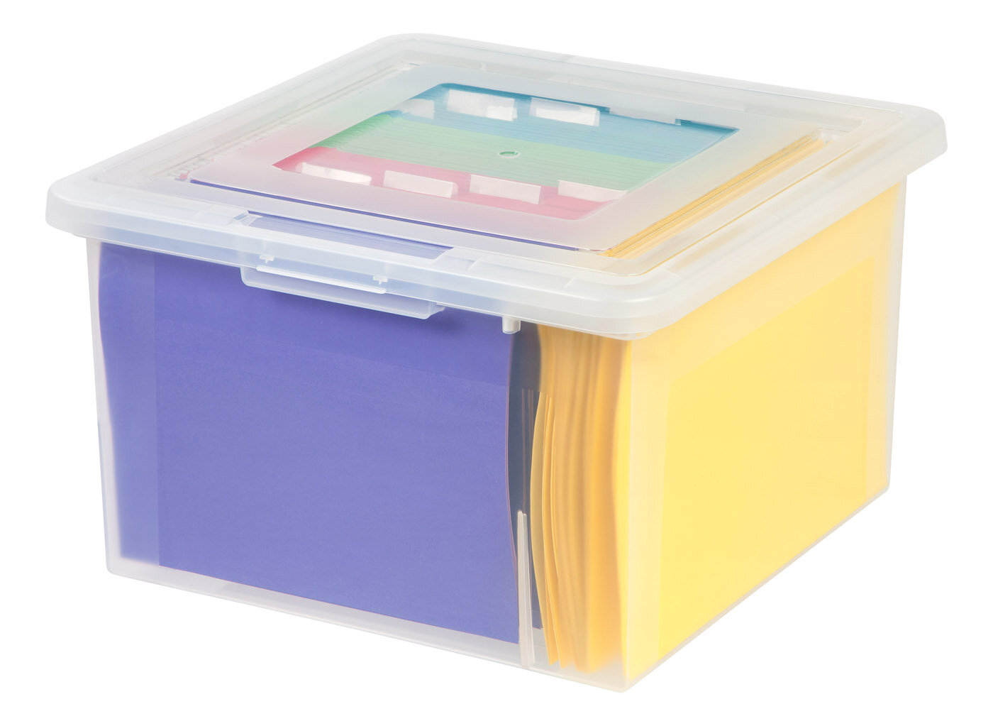 IRIS Store-It -All Letter and Legal Size File Box | Wayfair