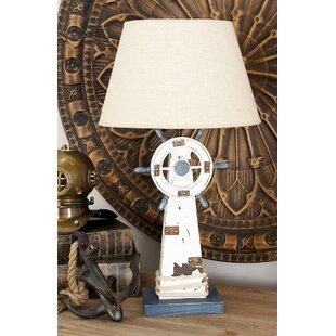 Lighthouse lamp wayfair lighthouse 25 table lamp aloadofball Choice Image