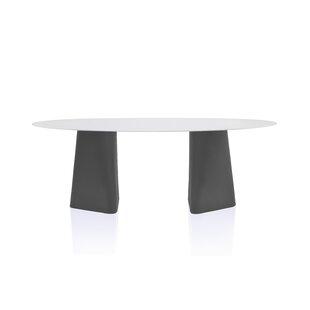 Adam Elliptical Bar Table by B-LINE