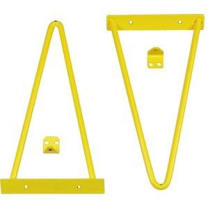 adams shelf bracket set of 2