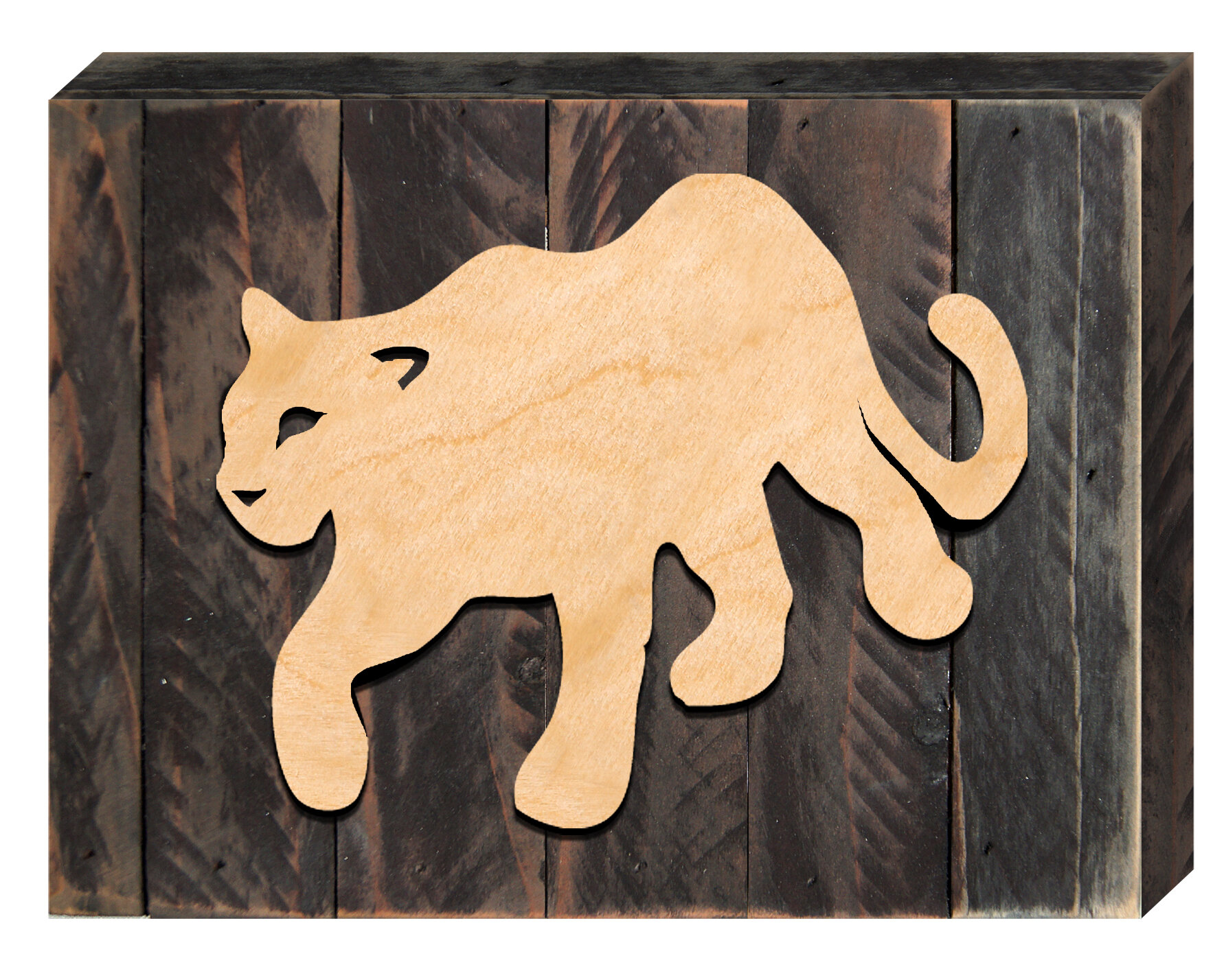 Luxury Rustic Wood Wall Decor Adornment - The Wall Art Decorations ...