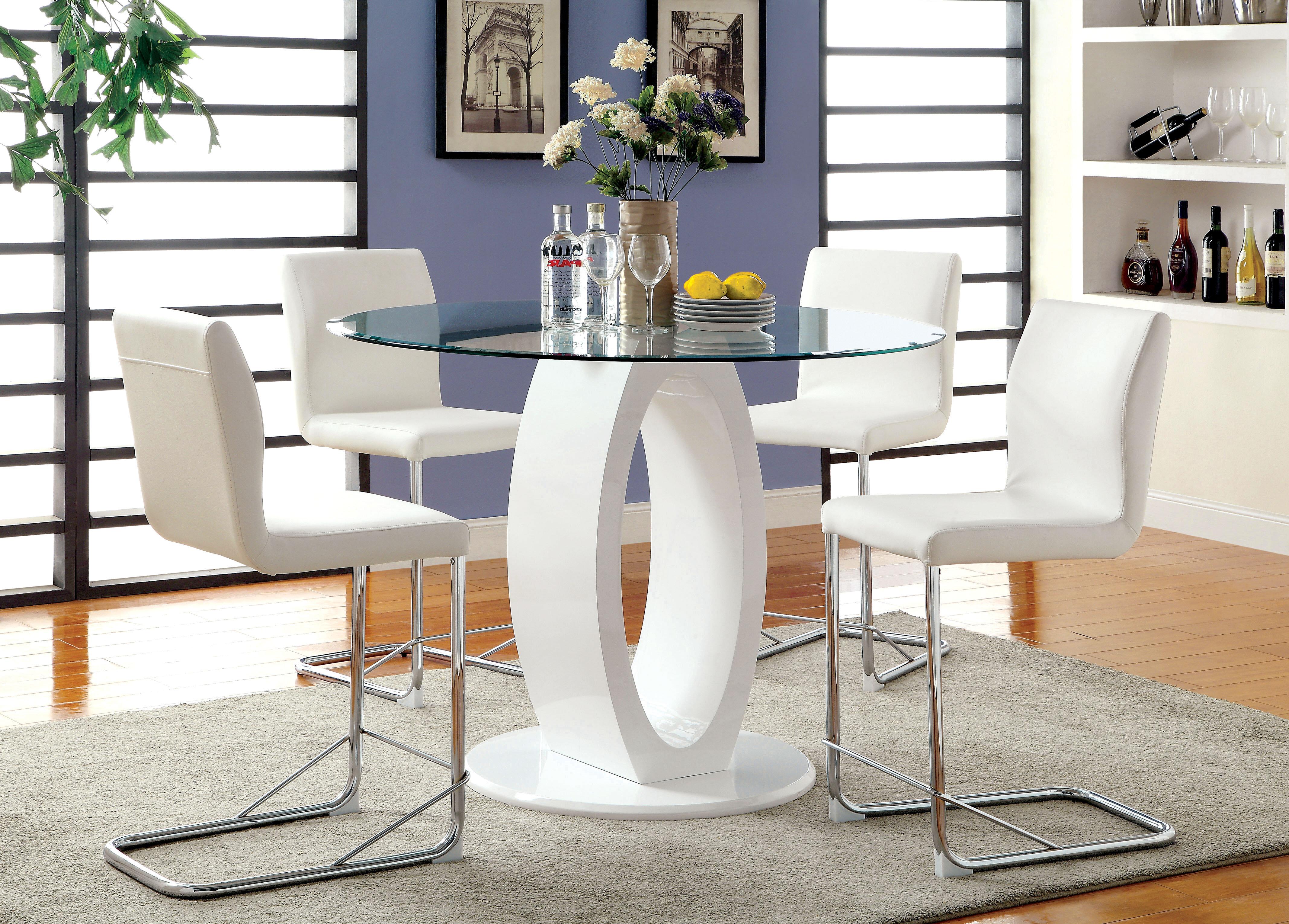 Hokku Designs Benedict 5 Piece Dining Set & Reviews | Wayfair