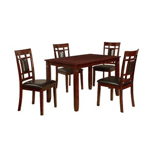 5 Piece Dining Set by Darby Home Co