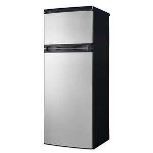 7.3 cu. ft. Compact Refrigerator with Freezer