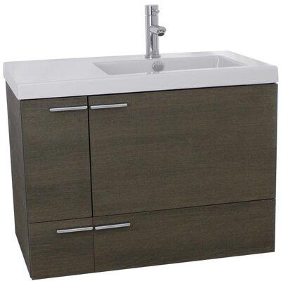 Modern 36 Inch Single Bathroom Vanities Allmodern