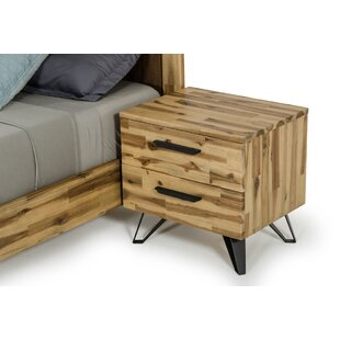 light wood nightstand antique wood rashida light wood drawer nigthstand nightstand wayfair