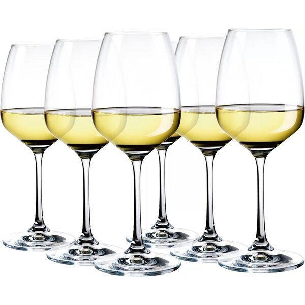 57718136a11 Wine Glasses, Champagne Glasses & Flutes You'll Love | Wayfair.co.uk