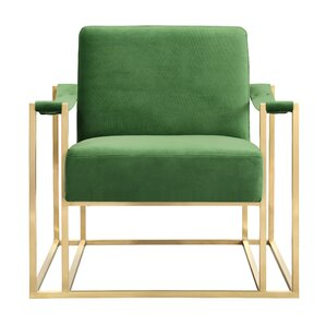 Harald Contemporary Solid Armchair by Willa ..
