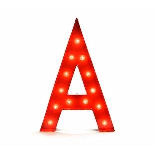 alphabet indooroutdoor marquee letter wall dcor