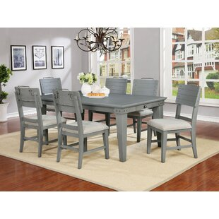 Blaire 7 Piece Pub Table Set