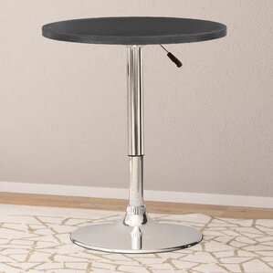 Adjustable Height Pub Table by CorLiving