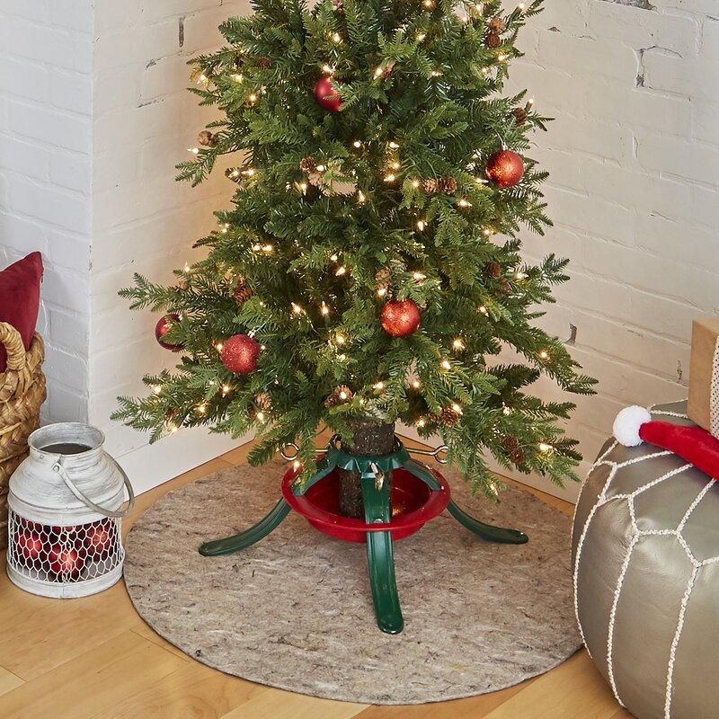 Christmas Tree Stand Rug Pad Mat