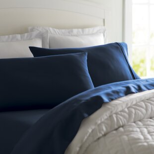 Charmant Navy Blue Sheets | Wayfair
