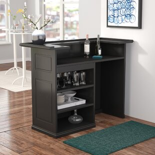Schaub Bar with Wine Storage