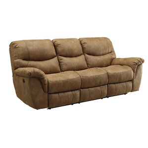 Brewton Power Reclining Sofa by Loon Peak