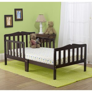 Contemporary Toddler Bed by Orbelle Trading