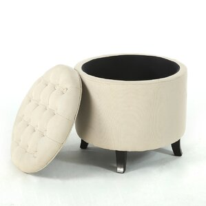 Storage Ottoman by Belleze