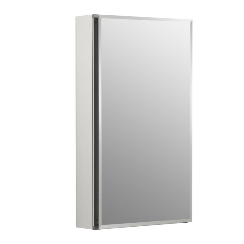 K Cb Clc1526fs Kohler 15 X 26 Aluminum Single Door Medicine