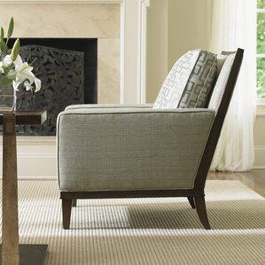 Take Five Gables Armchair by Lexington