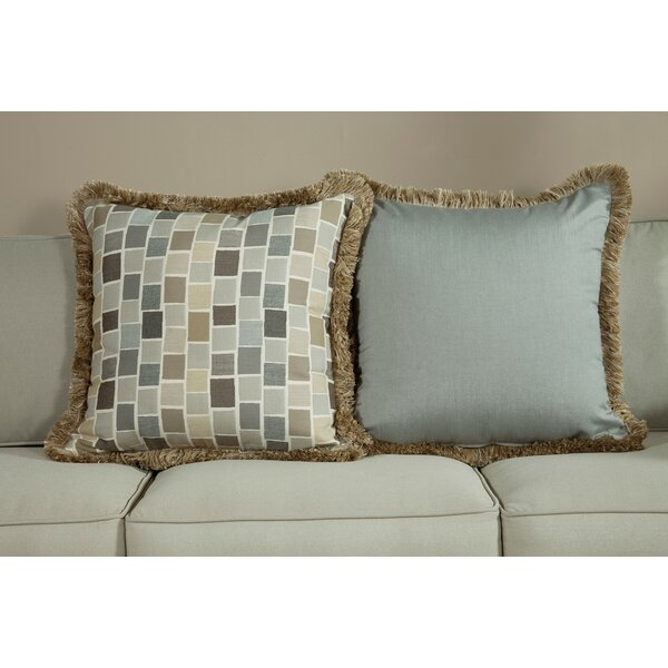 Bay Isle Home Southdown Large Indoor Outdoor Throw Pillow Wayfair