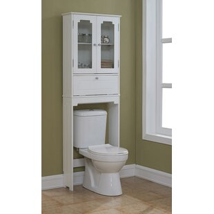 Bon Over The Toilet Storage Cabinets | Wayfair