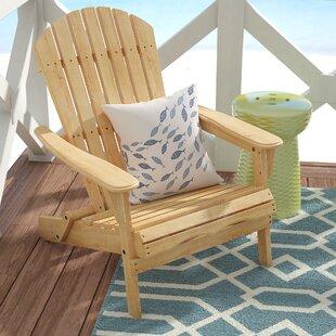 adirondack chairs. Cuyler Solid Wood Folding Adirondack Chair Chairs