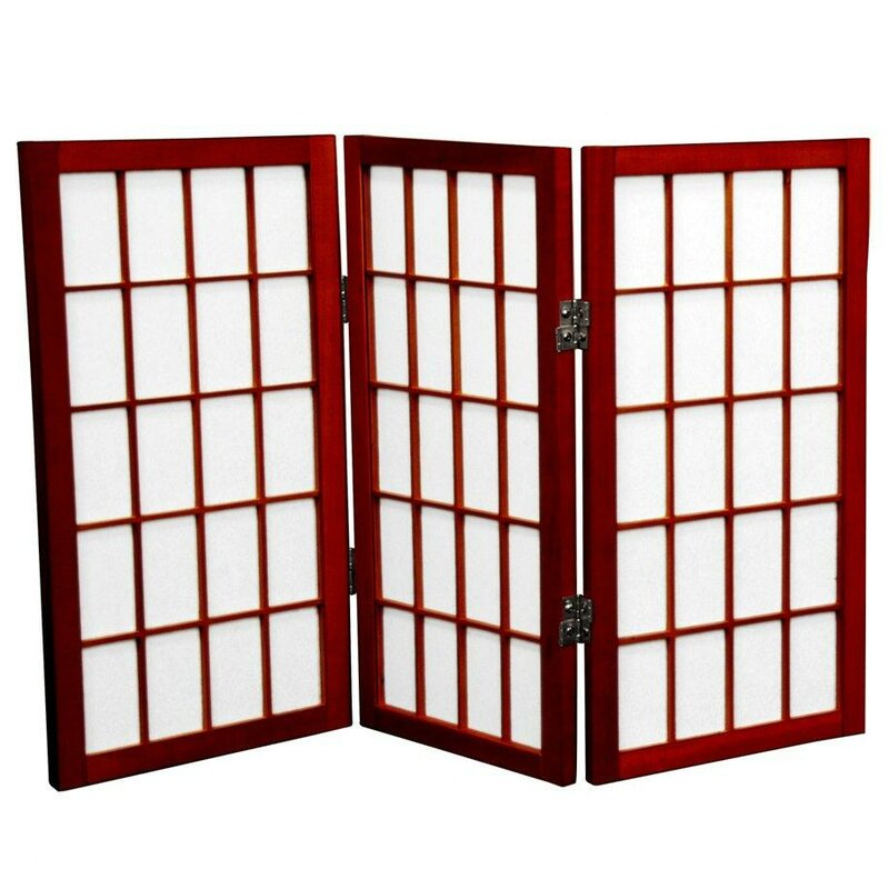 World Menagerie Noan Shoji Room Divider Reviews Wayfair