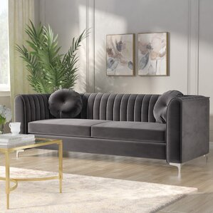 Herbert Chesterfield Sofa by Willa Arlo Interiors