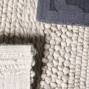 Penn Hand-Woven Natural Area Rug