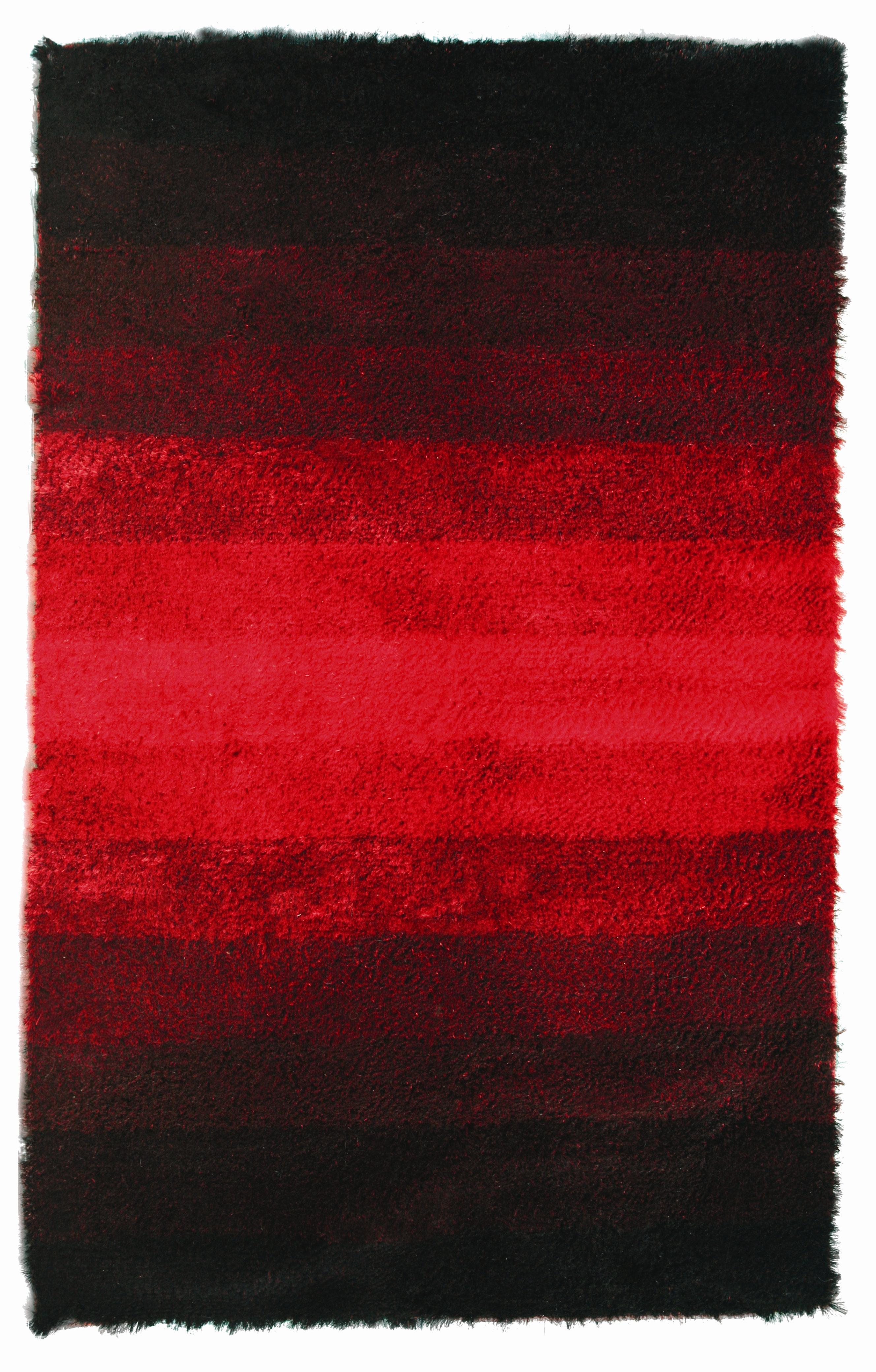Noble House Jewel Black Red Rug Amp Reviews Wayfair